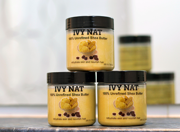Shea Butter from Ivynat