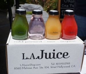 Los Angeles juices